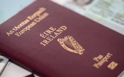 Irish Citizenship Ceremony